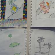 Student Drawings 2009 25
