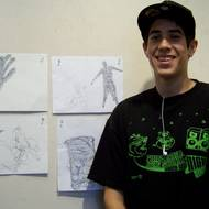 Student Drawings 2009 37