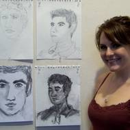 Student Drawings 2009 53