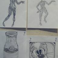 Student Drawings 2009 55