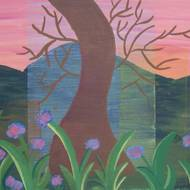 EDC Student Paintings 2009 6