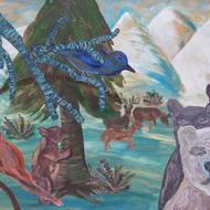EDC Student Paintings 2009 16