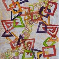 EDC Student Paintings 2009 21
