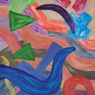 EDC Student Paintings 2009 27