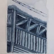 EDC Student Paintings 2009 28