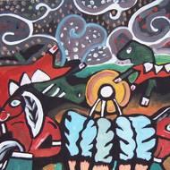 EDC Student Paintings 2009 38