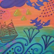EDC Student Paintings 2009 44