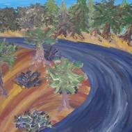 EDC Student Paintings 2009 34