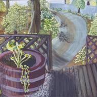 EDC Student Paintings 2009 48