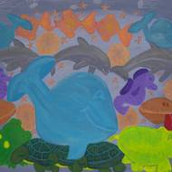 EDC Student Paintings 2009 52