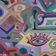 EDC Student Paintings 2009 58